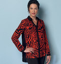 Butterick 6288. Shirt.
