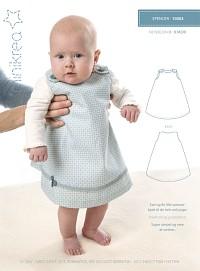 Minikrea pattern: Baby-spencer