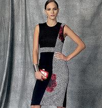 Vogue 1468. Dress, Nicola Finetti.