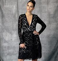 Vogue 1471. Dress, Nicola Finetti.