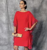 Vogue pattern: Dress, Bellville Sassoon