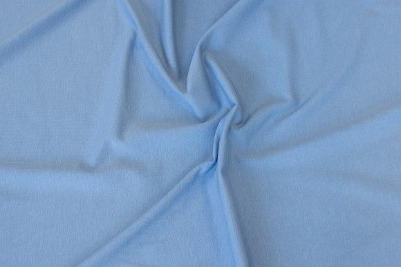 Dove-blue cotton-jersey