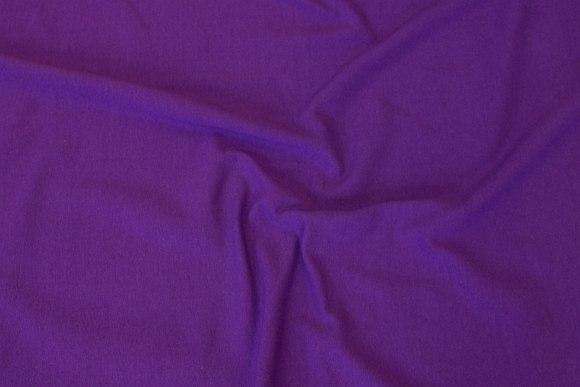 Clear purple cotton-jersey