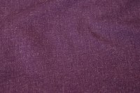 Red-purple speckled opholstry fabric