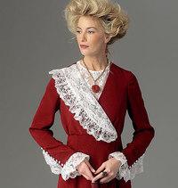 Butterick pattern: Dress, Belt and Bib