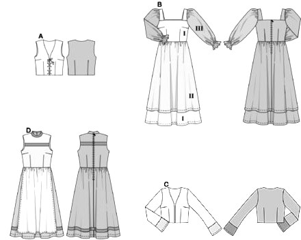 ABCD: close-fitting