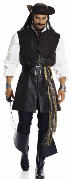 Pirate, Casanova