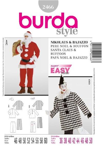 Santa Claus, Bajazzo