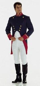Burda 2471. Napoleon costume.