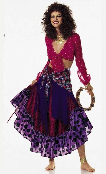 Carmen, Gypsy
