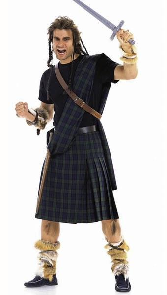 Highlander, swordsman