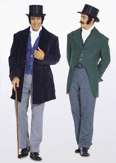 Man's costume - 19th century period
