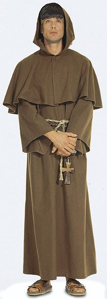 Men's caftan, monk's habit