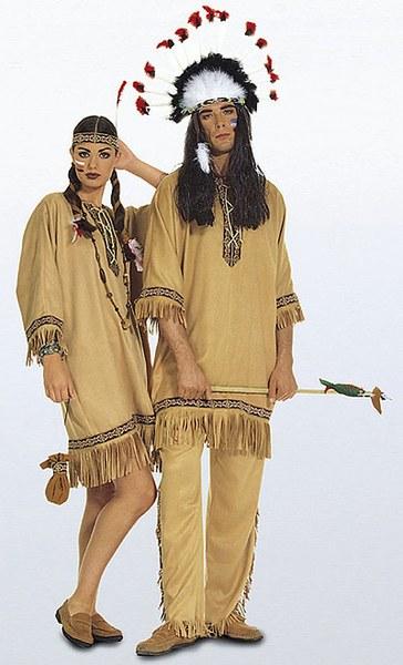 Red Indian ensemble