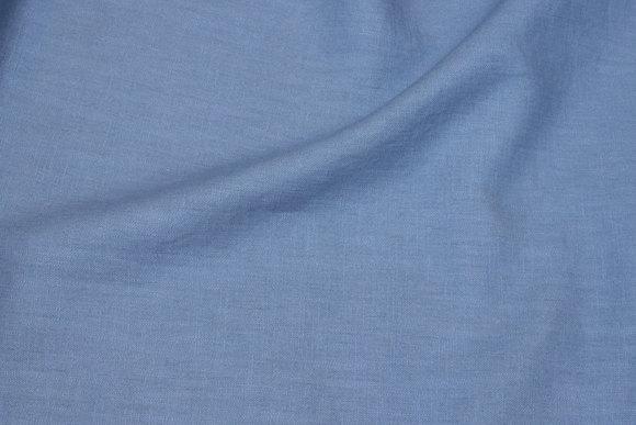 Lightweight linen in dove-blue