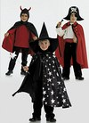 Cape in two lengths.