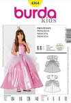 Burda 4364. Princess.