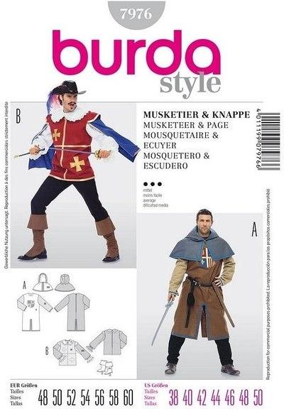 Musketeer og Page