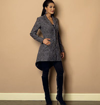 Jacket. Butterick 6103.