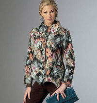 Jacket. Butterick 6106.