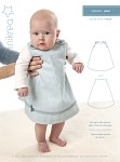 Cute little spencer dress for the girls. Simple design and comfortable fit.