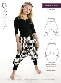 Harem pants. Minikrea 30303.