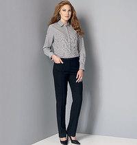 Petite Pants. Vogue 9155.