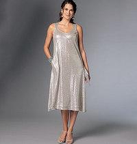 Dress. Butterick 6283.