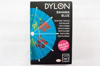 Dylon textile washing machine dye, bahama blue