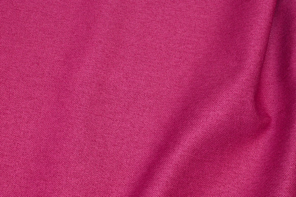 Furniture fabric in speckled pink with light back