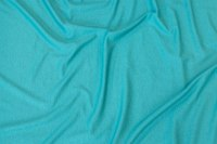 Lightweight viscosejersey in light, jade-green