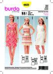 Summer dress, waistband, cut-outs