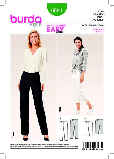 Trousers/Pants, 3/4 Trousers/Pants, Narrow Legs
