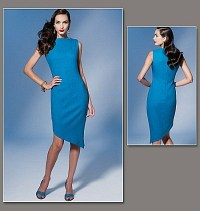 Vogue pattern: Dress - Tom and Linda Platt