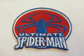 Ultimate spiderman patch 5x7cm