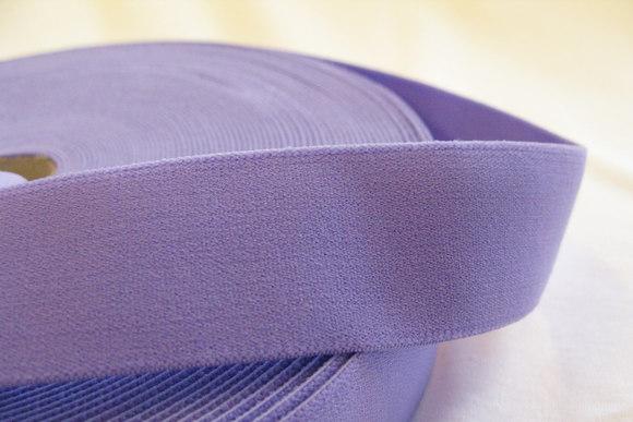 Elastic purple 3cm