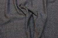 3 cm wide herringbone-weave jacket fabric