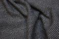 Wool-polyester-viscose.