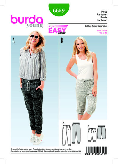 Jersey Pants, Jogging Pants, Leg Bands
