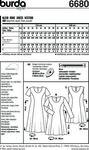 Dress, Panel Seams