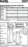 Dress, Jacket, Panel Seams