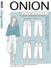 Cargo pants. Onion 4033.