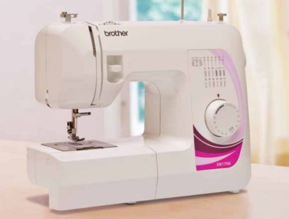 Brother XN 1700 sewing machine