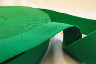 Elastic green 3cm