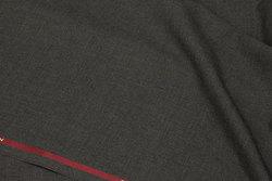 Light pant and skirt-fabric in dark grey