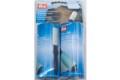 Fabric dust brush
