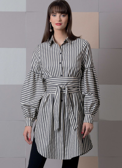 Top and Belt, Vogue Easy Options