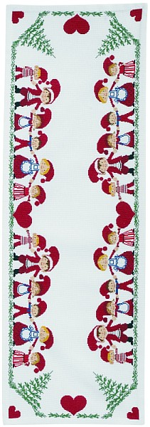 Christmas runner - Eva Rosenstrand