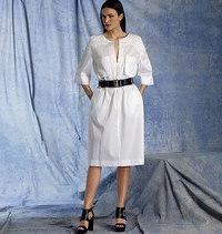 Vogue pattern: Dress, Guy Laroche