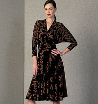 Vogue pattern: Dress, Tracy Reese